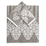 Linum Home Textiles 3 Piece Gioia Premium Authentic Soft 100% Turkish Cotton ...